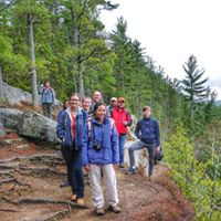 Hiking and Canoeing in Algonquin