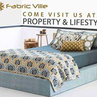 Fabric Ville - Interiors &amp Furnishing Exhibition