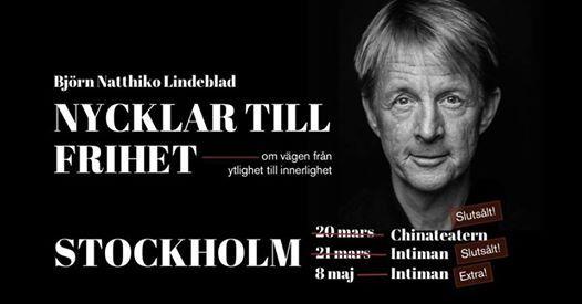 Nycklar till frihet - Stockholm