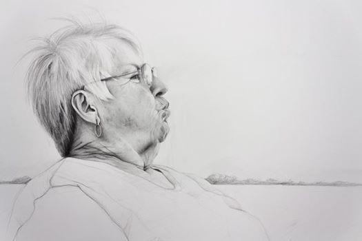 Intro to Portrait Drawing w Katelyn Chapman