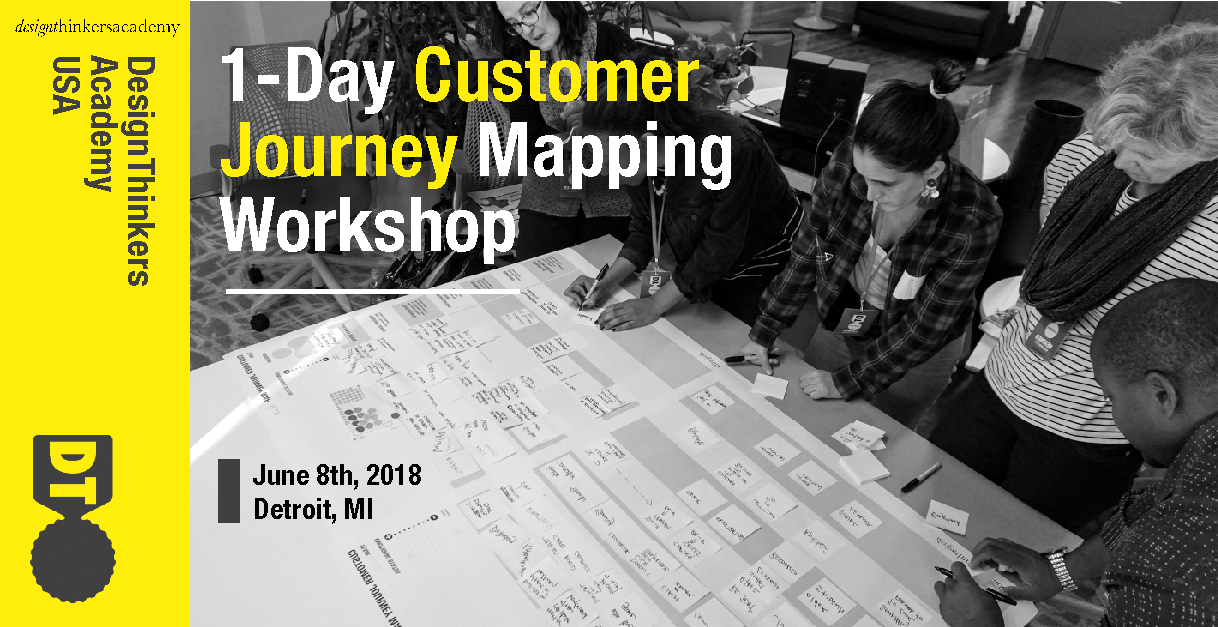 Customer Journey Mapping Workshop At Lawrence Technological - Customer journey mapping workshop