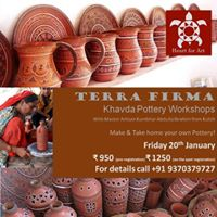 Terra Firma - Khavda Pottery Workshop