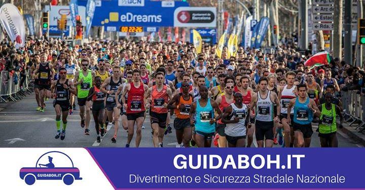 Maratona di Torino con GuidaBoh