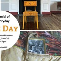 Centennial of the Everyday - Free Day