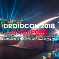 Droidcon Singapore 2018