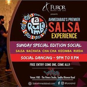 La Rumba - Sunday Special Social