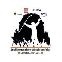 Jubilumssaison-Abschlussfeier der Lwen Frankfurt