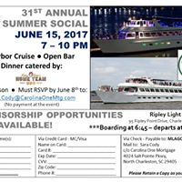 MLAGC members - 31st Annual Summer Social