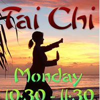 Tai Chi - with Tom from Lincs Inspire