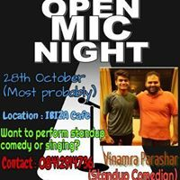 Standup comedy Night in Bilaspur