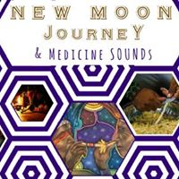 New Moon Journey and Medicine Sounds