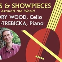Encores &amp Showpieces From Around the World  CMM In Recital Live
