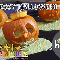 Fully booked FREE Messy Halloween Party with Little Learners