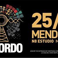 El BORDO presenta &quotEl Refugio&quot en Mendoza