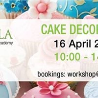 Cake Decorating Classes Az : Cake Decorating Class at KeTala Chefs Academy, Pretoria
