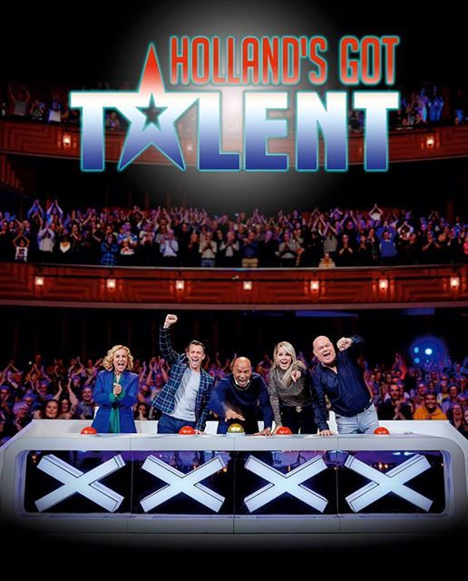 Hollands Got Talent - Halve Finale 4