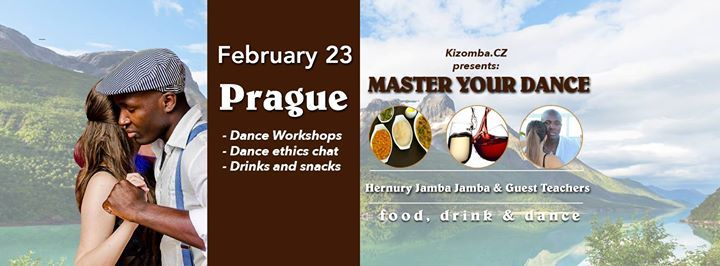 Kizomba - K-Men Master Your Dance