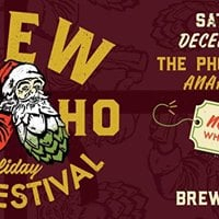 6th Annual Brew Ho Ho Holiday Ale Festival
