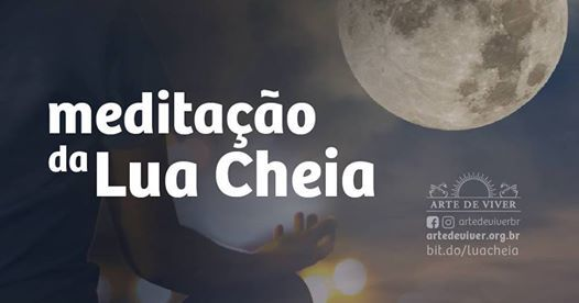 RJ - Barra da Tijuca - Meditao da Lua Cheia Nacional