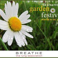 Stratford Garden Festival March 1-4