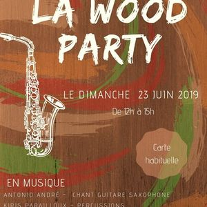 WooD Party 23 juin 2019