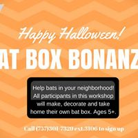 Bat Box Bonanza