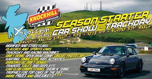Scottish Car Scene - Knockhill Season Starter