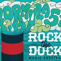 Formula 5s Rock the Dock Music Festival
