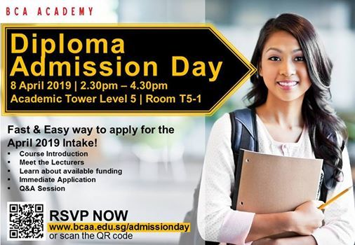 Diploma Admission Day