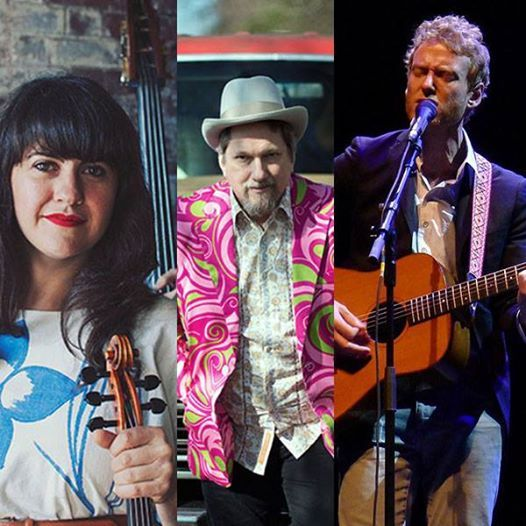 Jerry Douglas Teddy Thompson Laura Cortese and The Dance Cards