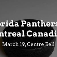 Florida Panthers vs. Montreal Canadiens