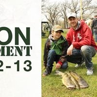 Father-Son Catfish Tournament