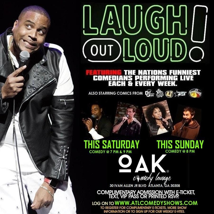 Weekend Comedy in the ATL