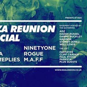 Fridays at Egg Ibiza Reunion Special