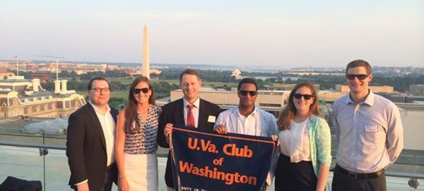 UVA Alumni Financial Services Networking Happy Hour