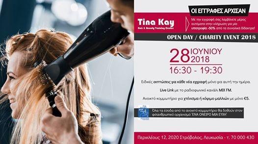 Tina Kay Open Day &