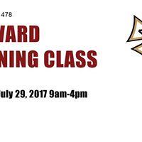 Members Steward Training Class
