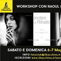 Workshop Ipotesi di ritratto a cura di Raoul Iacometti