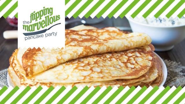 Image result for CAP flipping pancake