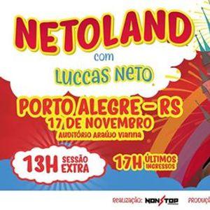 Luccas Neto em Porto Alegre - RS