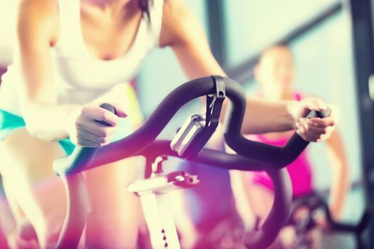 Group Cycle & Abs Class at PHC