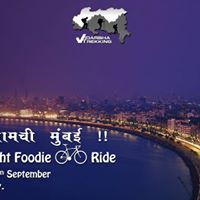 Midnight Foodie Cycle Ride