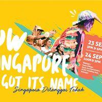 How Singapore Got its Name - A Sensory Performance