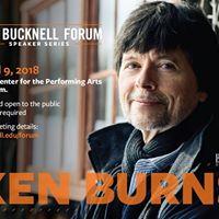 Bucknell Forum Ken Burns