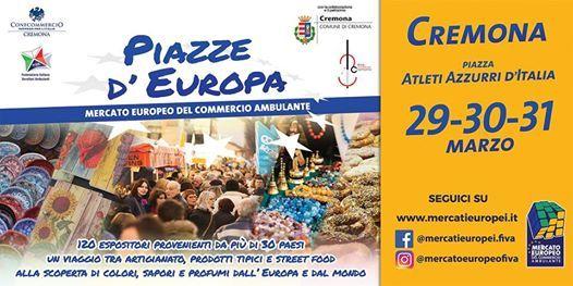 Cremona - Piazze dEuropa