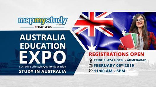 Australia Education Expo - Ahmedabad