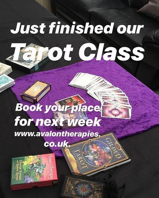 Daytime Tarot Class