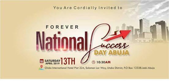 National Success Day - ABUJA