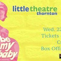 Poulton dramas production of be my baby [I play Marys mum]