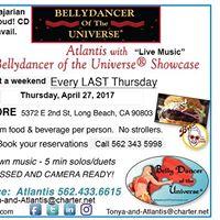 Bellydancer of the Universe Showcase